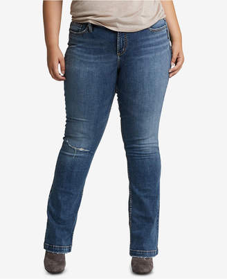 Silver Jeans Co. Elyse Slim Jeans