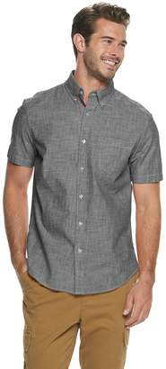 Sonoma Goods For Life Men's Sonoma Goods for Life Chambray Button-Down Shirt
