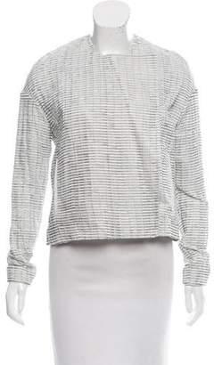 Jeremy Laing Textured Linen Jacket