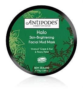 Antipodes Halo Skin Brightening Facial Mud Mask 75G