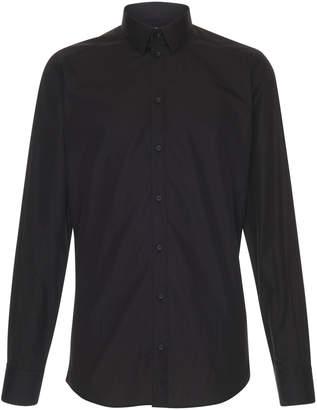 Dolce & Gabbana Stretch Cotton-Poplin Shirt