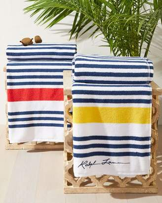 Ralph Lauren Home Healy Stripe Beach Towel