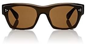 Oliver Peoples Women's Isba Sunglasses-Dk. Green