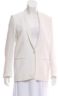 Stella McCartney Structured Woven Blazer
