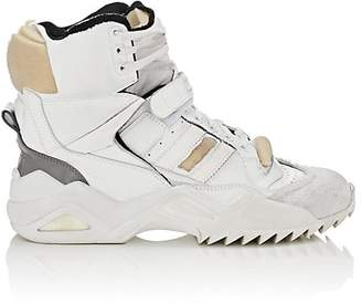 Maison Margiela Women's Leather Chunky High-Top Sneakers