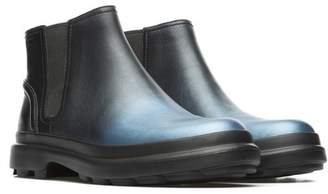 Camper Turtle Leather Chelsea Boot