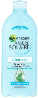 Ambre Solaire Garnier After Sun Soothing Lotion 400ml