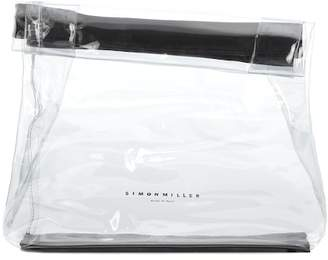 Simon Miller Lunchbag 30 transparent bag