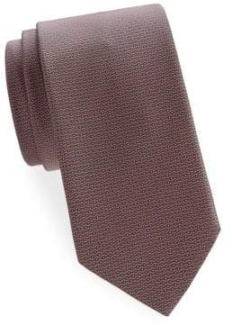 Brioni Graphic Silk Tie
