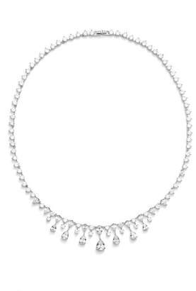 Nadri Audrey Cubic Zirconia Collar Necklace