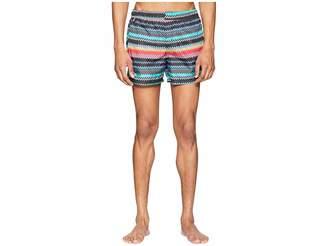Missoni Mare Mare Micro Zigzag Swim Shorts