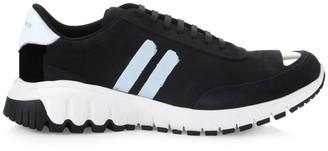 Neil Barrett Metal-Toe Running Sneakers