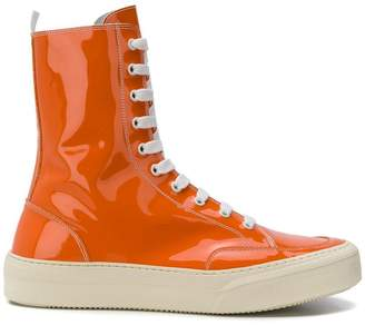 Sunnei sneaker boots