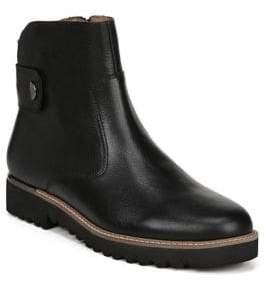 Franco Sarto Leather Strap Booties