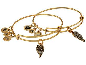 Alex and Ani Wings Set of 2