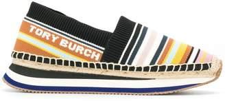 Tory Burch striped espadrilles
