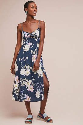 Yumi Kim Silk Floral Dress