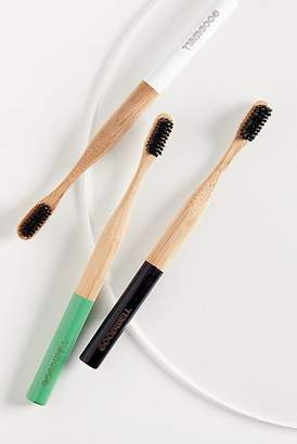 Co Goodwell Bamboo + Binchotan Toothbrush