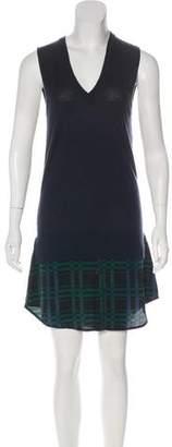 Equipment Wool & Cashmere Sleeveless Dress