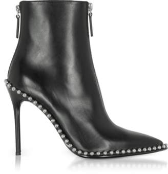 Alexander Wang Eri Black Leather Boots