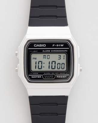 Casio Vintage Square With Resin Strap
