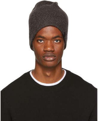 Rag & Bone Brown Ace Cashmere Beanie