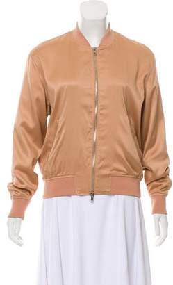 Alexander Wang Silk Lighweight Jacket