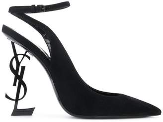 Saint Laurent Opyum slingback pumps