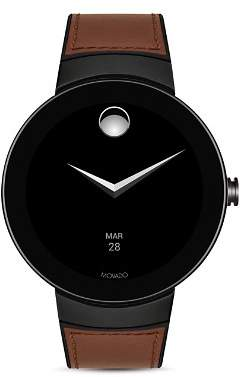 Movado Connect Smartwatch, 44.5mm