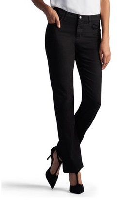 Lee Jeans Women's Relaxed Fit Straight Leg Jean