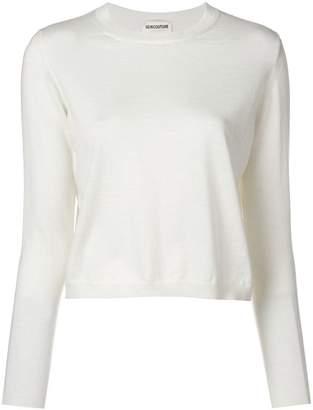 Semi-Couture Semicouture cropped sweater