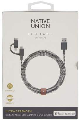 Native Union Belt Cable Universal Charger