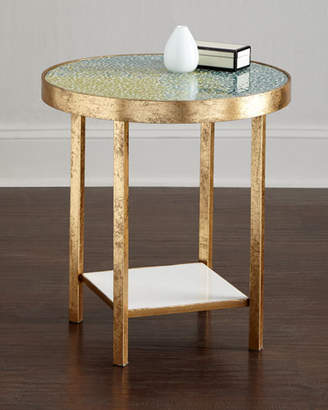 Global Views Julia Buckingham for Tide Side Table