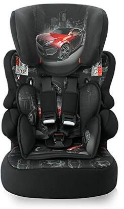 Lorelli Car Seat X-Drive Plus Car, Black and Red