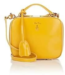 Mark Cross Women's Laura Baby Leather Camera Bag - Yellow