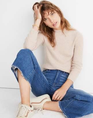 Madewell Mockneck Pullover Sweater