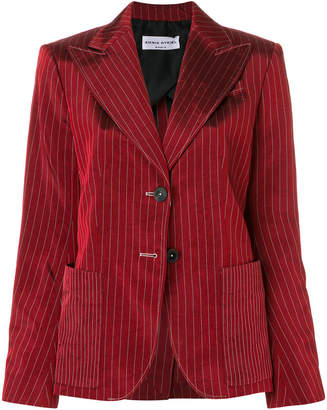 Sonia Rykiel Rive Gauche striped jacket