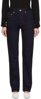 A.P.C. Indigo Standard Court Jeans