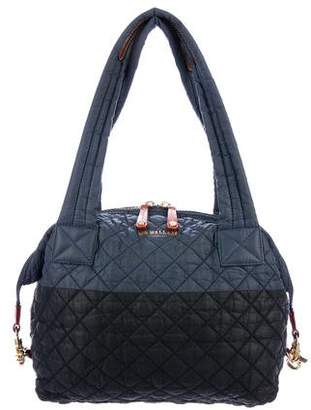 MZ Wallace Quilted Metro Satchel