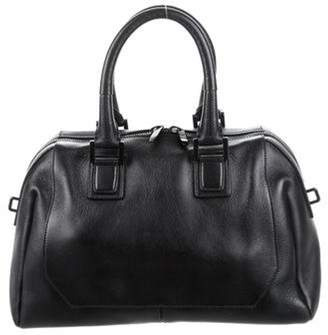 Narciso Rodriguez Leather Structured Satchel Black Leather Structured Satchel