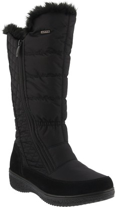 Spring Step Waterproof Quilted Tall Boots - Mireya