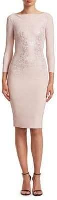 Chiara Boni Liepa Sequin Sheath Dress