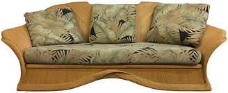 One Kings Lane Vintage Rattan Sofa - nihil novi