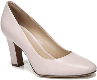 c5124c6d6df Naturalizer Beige Leather Pumps - ShopStyle