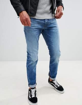 G Star G-Star 3301 slim jeans light aged