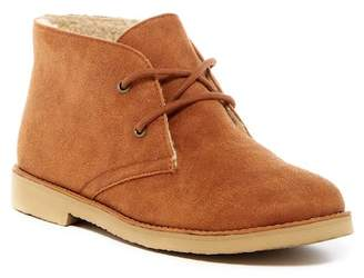 Rock & Candy Walby Faux Fur Lined Chukka Boot