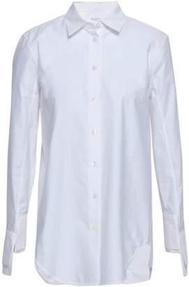 Equipment Essential Cotton-poplin Shirt