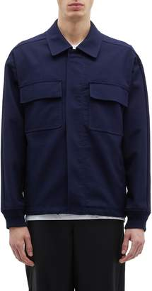 3.1 Phillip Lim Chest pocket coach jacket