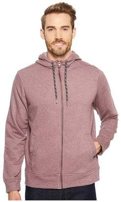 Prana Asbury Full Zip Hoodie Men's Clothing