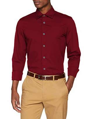 G Star Men's Core Super Slim Shirt L\s Casual